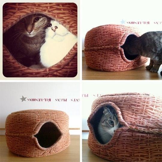 19 astuces qui rendront plus facile la vie de tous les propri taires de chats la 15 il. Black Bedroom Furniture Sets. Home Design Ideas