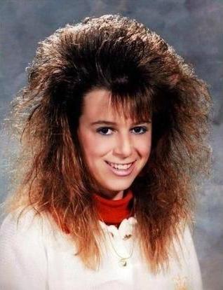 25 coupes de cheveux atroces mais qui étaient à la mode dans les années 80 !