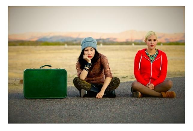 7 raisons pour lesquelles il faut absolument faire un road trip avec sa meilleure amie au moins