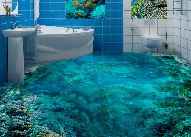 Envie de changer de salle de bain for S k bain 2015