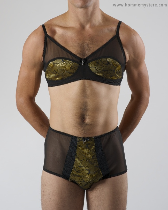 détails pour site autorisé qualité fiable Une marque de sous-vêtements a enfin réalisé le nouveau ...