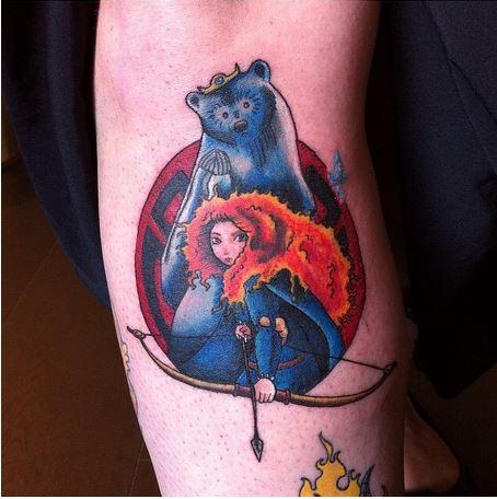 11 Tatouages Absolument Geniaux Qui Vont Faire Craquer Tous Les Fans