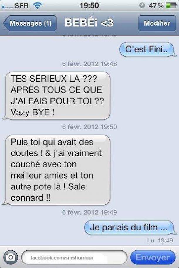 20 textos de couple hilarants qui montrent que l 39 amour et - Poisson marrant ...