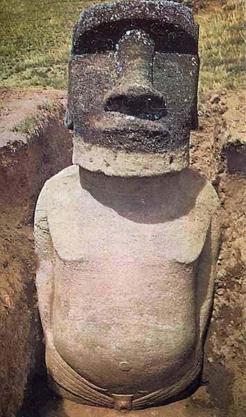Statues de l'île de Pâques : mystère derrière leur emplacement révélé (vidéo) By Jack36 Ea6