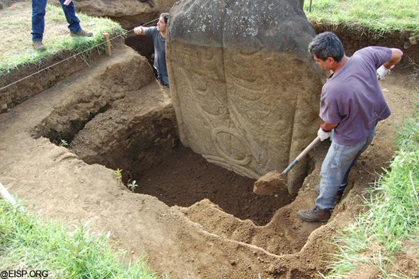 Statues de l'île de Pâques : mystère derrière leur emplacement révélé (vidéo) By Jack36 Easter-island-heads%20%281%29