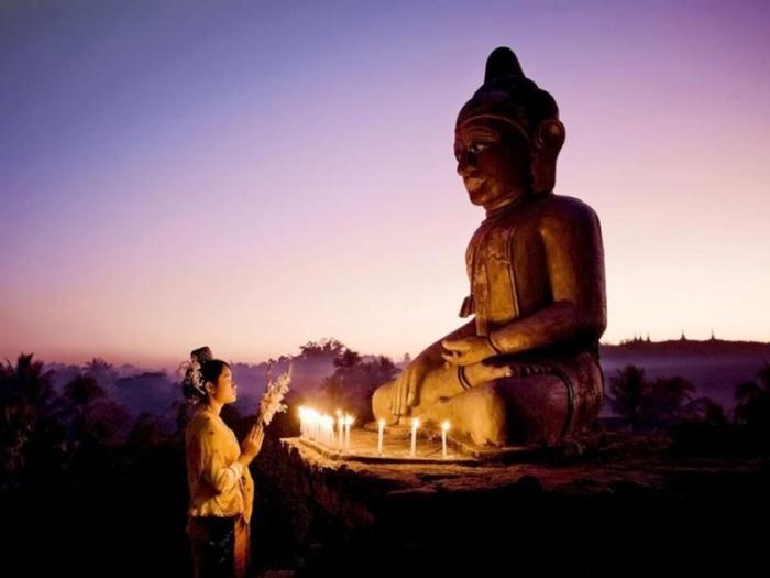 Assez 25 citations de Bouddha qui vont changer votre vie et vous faire  MX98