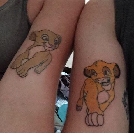 ces 19 tatouages disney sont juste géniaux ! surtout que ce sont des