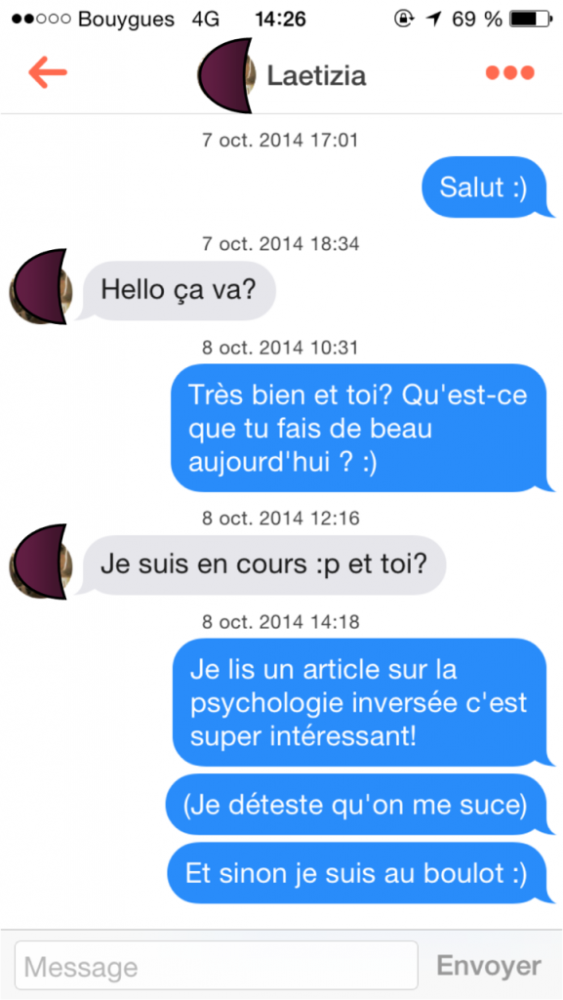 histoire drole tinder