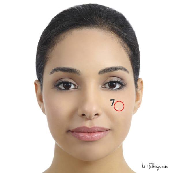 Quel rouge à lèvres convient les peaux avec les taches de rousseur