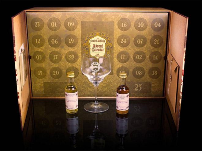Vous tes un grand fan de whisky ce calendrier de l 39 avent cossais va mettre des toiles dans - Quoi mettre dans calendrier de l avent ...