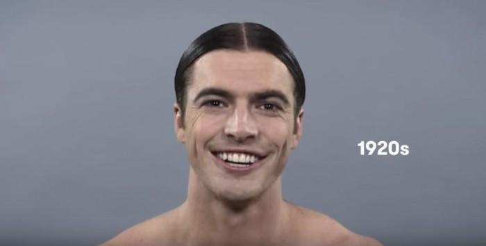 coiffure homme 1940