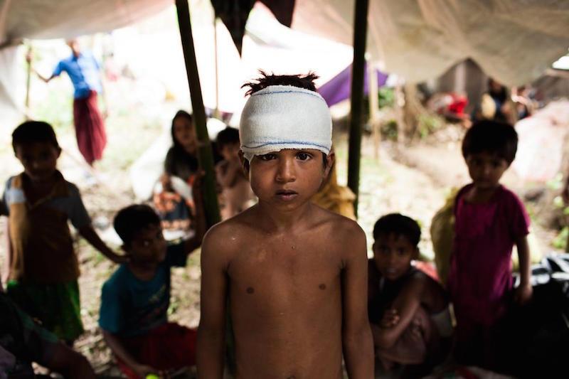 UNICEF  UN0119119  Brown