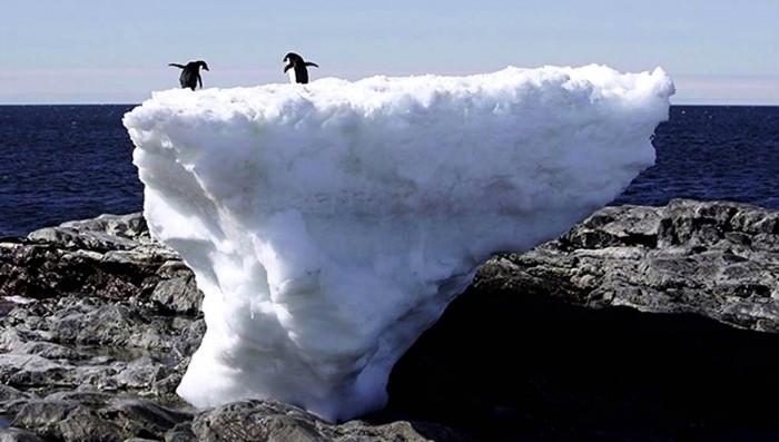 Imaginons le réchauffement climatique Reuters