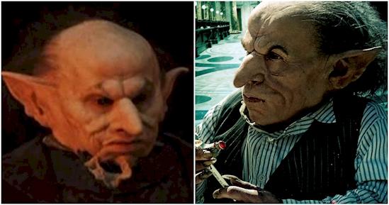 D couvrez ces 11 personnages de harry potter qui ont t interpr t s par 2 acteurs diff rents - Harry potter 8 et les portes du temps ...