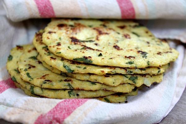 Tortillas au chou-fleur dans Recettes 5.%20tortillas