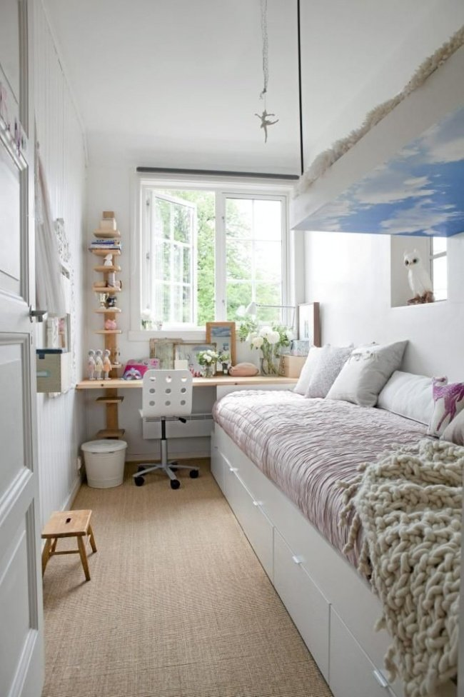 Si vous vivez dans un petit appartement, voici 22 idées ...