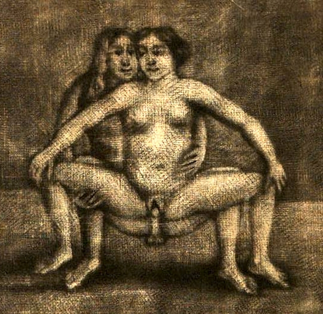Vintage religious pictures