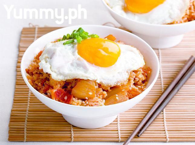 Il vous reste du riz du repas de la veille voici 5 fa ons originales simples et rapides de le - Cuisiner avec les reste du frigo ...