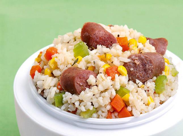 Il vous reste du riz du repas de la veille voici 5 fa ons originales simples et rapides de le - Cuisiner avec les restes du frigo ...
