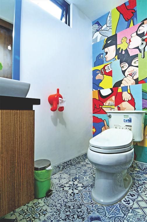 5 incroyables toilettes qui vous donneront envie de re d corer les v tres - Decoration toilette nature ...