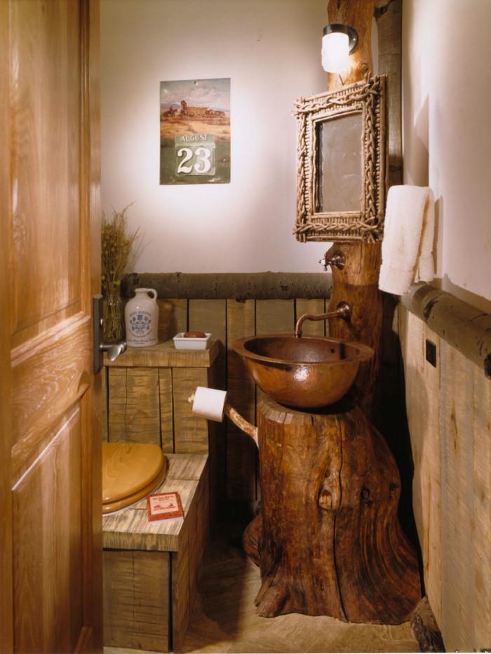 5 incroyables toilettes qui vous donneront envie de re d corer les v tres - Decorer les toilettes ...