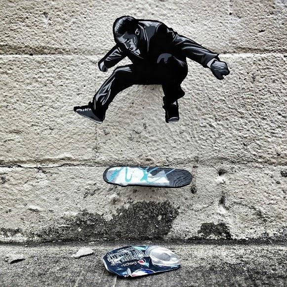 Un skateur pas comme les autres !