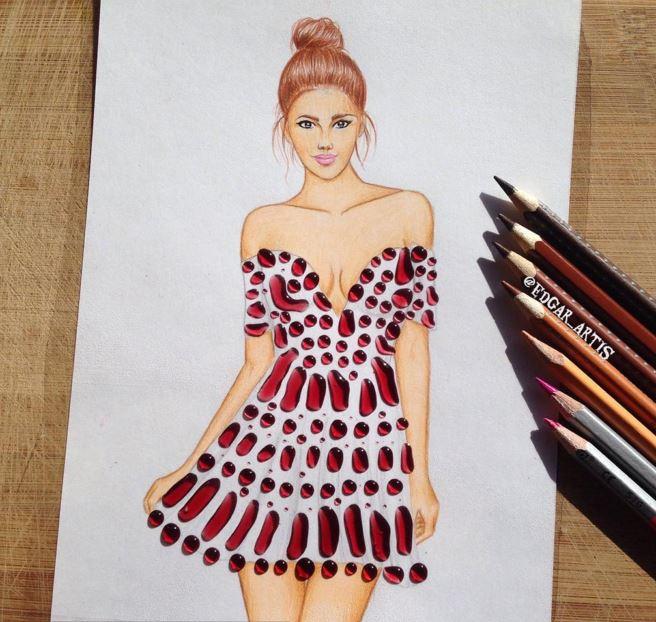 Comment faire une robe en chocolat