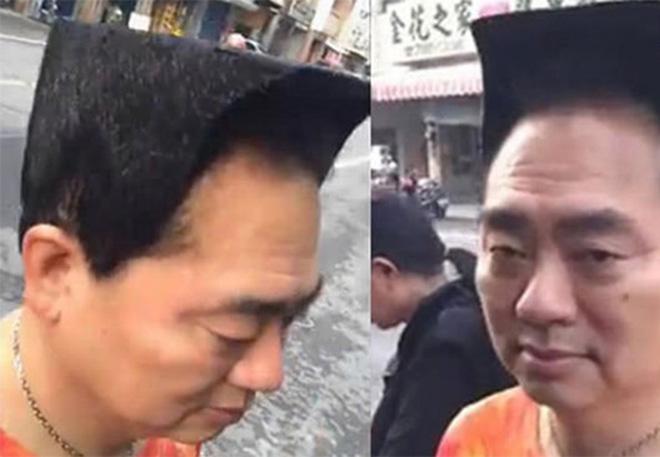 Coupe de cheveux homme trop moche