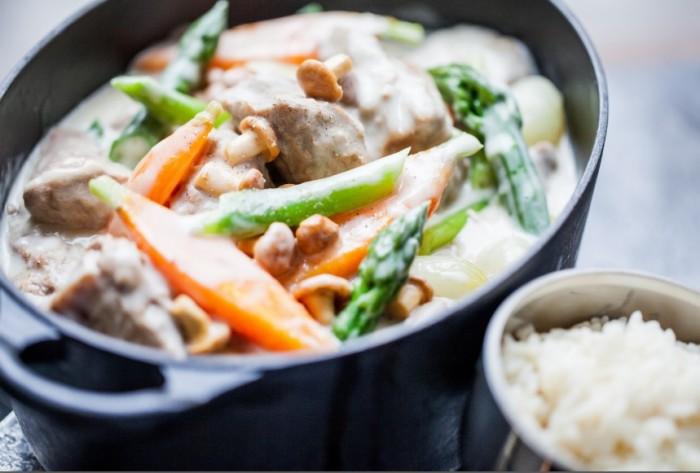 Recette du jour la blanquette de veau facile - Recette de cuisine blanquette de veau ...