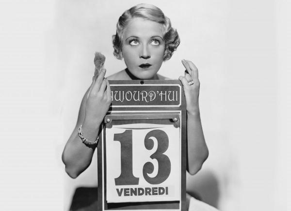Pourquoi le vendredi 13 porte t il certains la poisse et - Pourquoi le chiffre 13 porte malheur ...