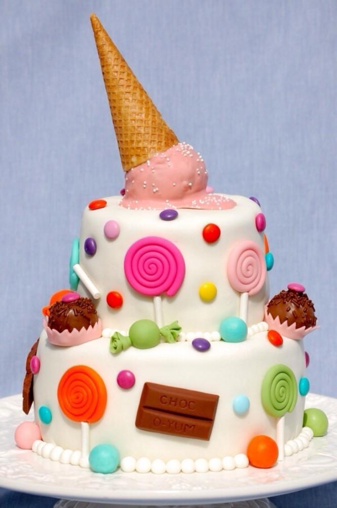 Gourmand, ce gâteau\u2026