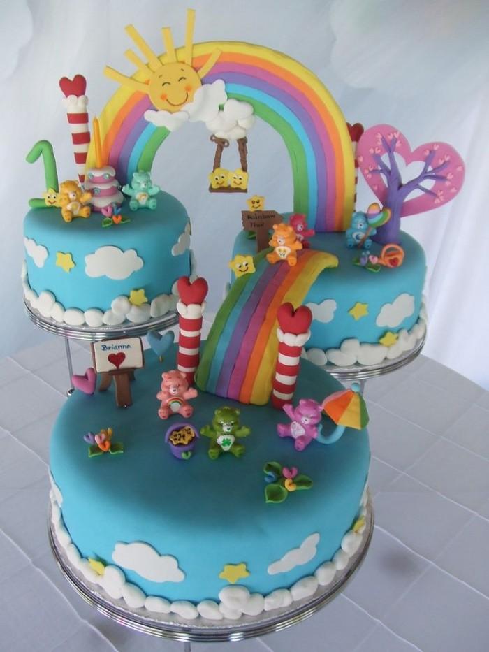 21 Gâteaux Danniversaire Magnifiques Pour Vos Enfants ça Vous