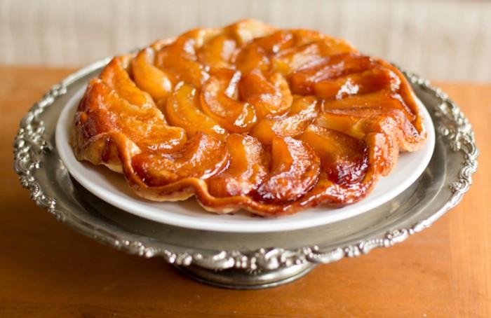 Exceptionnel Le dessert gourmand du jour : la tarte Tatin, facile à faire ! RA02