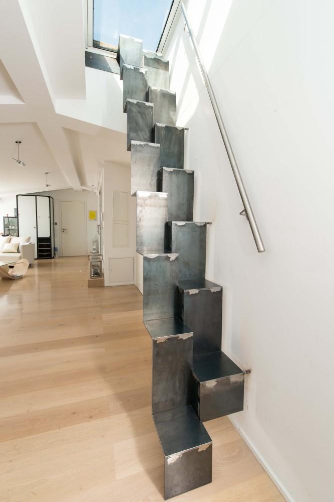 5 idées géniales pour que vos escaliers fassent partie intégrante ...