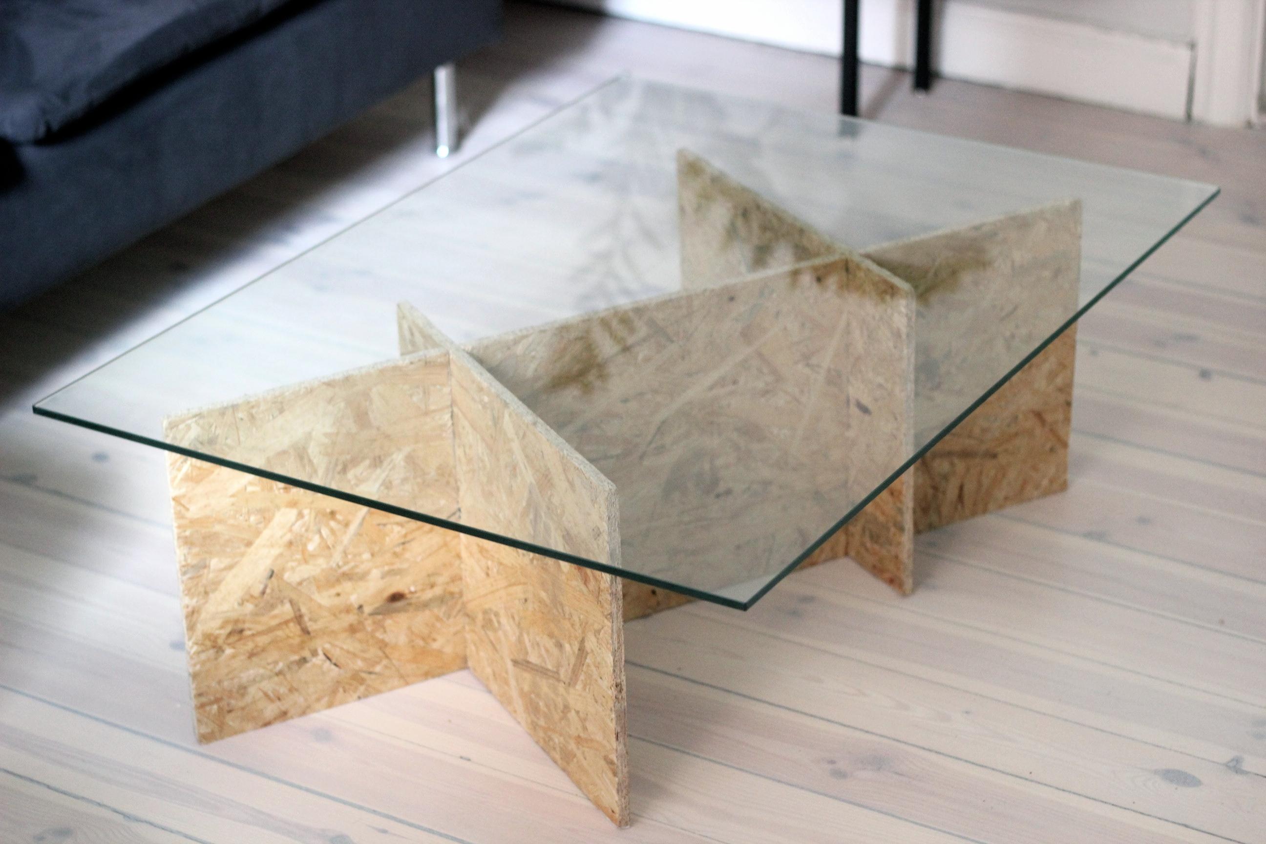 Diy Fabriquez Vous Meme Votre Propre Table Basse Design
