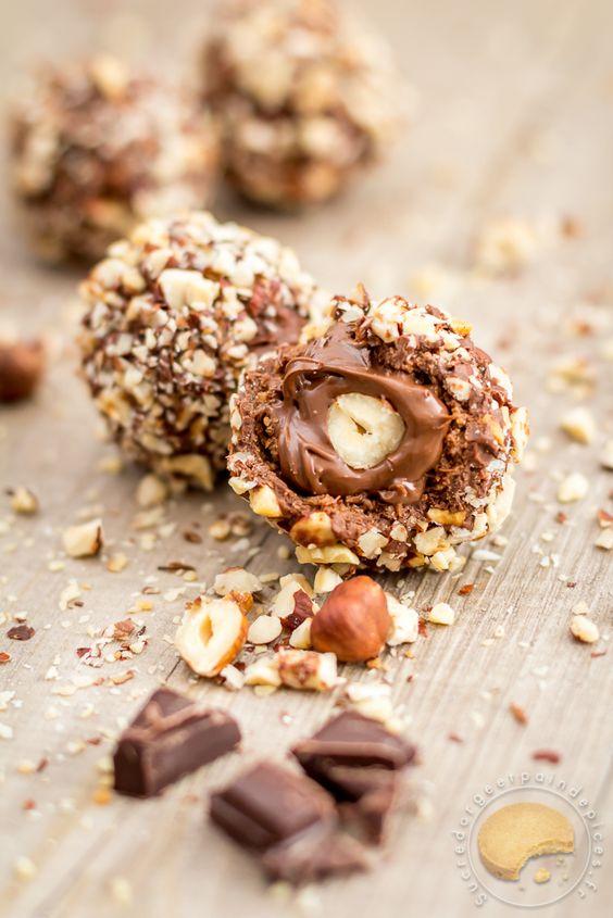 30 id es de desserts au nutella immanquables qui vont vous rendre fou ne cliquez pas si vous - Sucre d orge et pain d epice ...