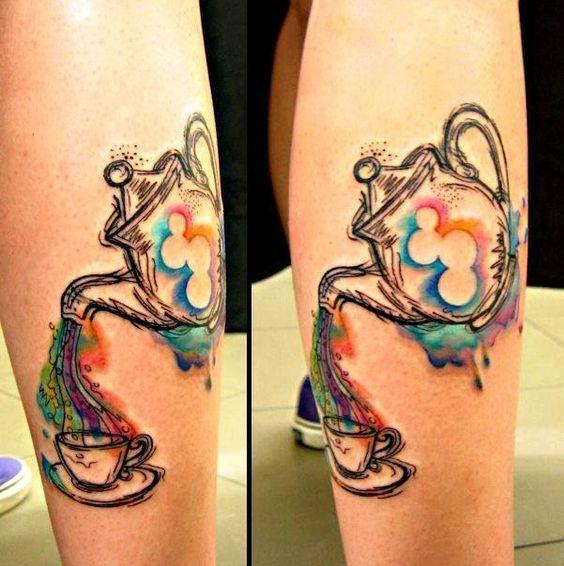 18 Tatouages Vraiment Cool Sur Le Theme De Disney Le 12 Est