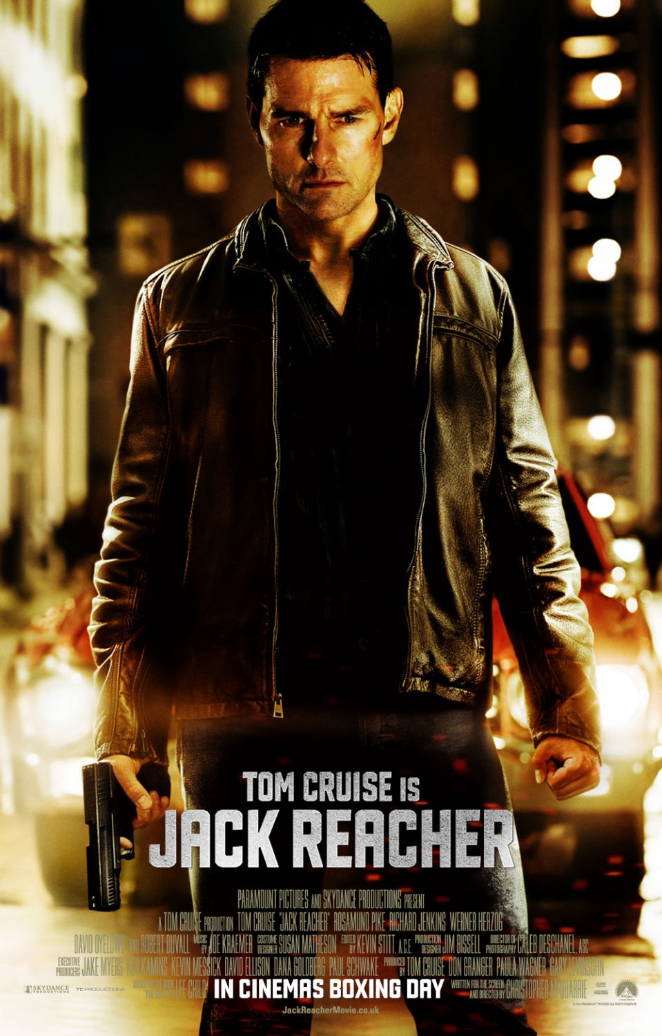6. Jack Reacher, de Christopher McQuarrie, 2012