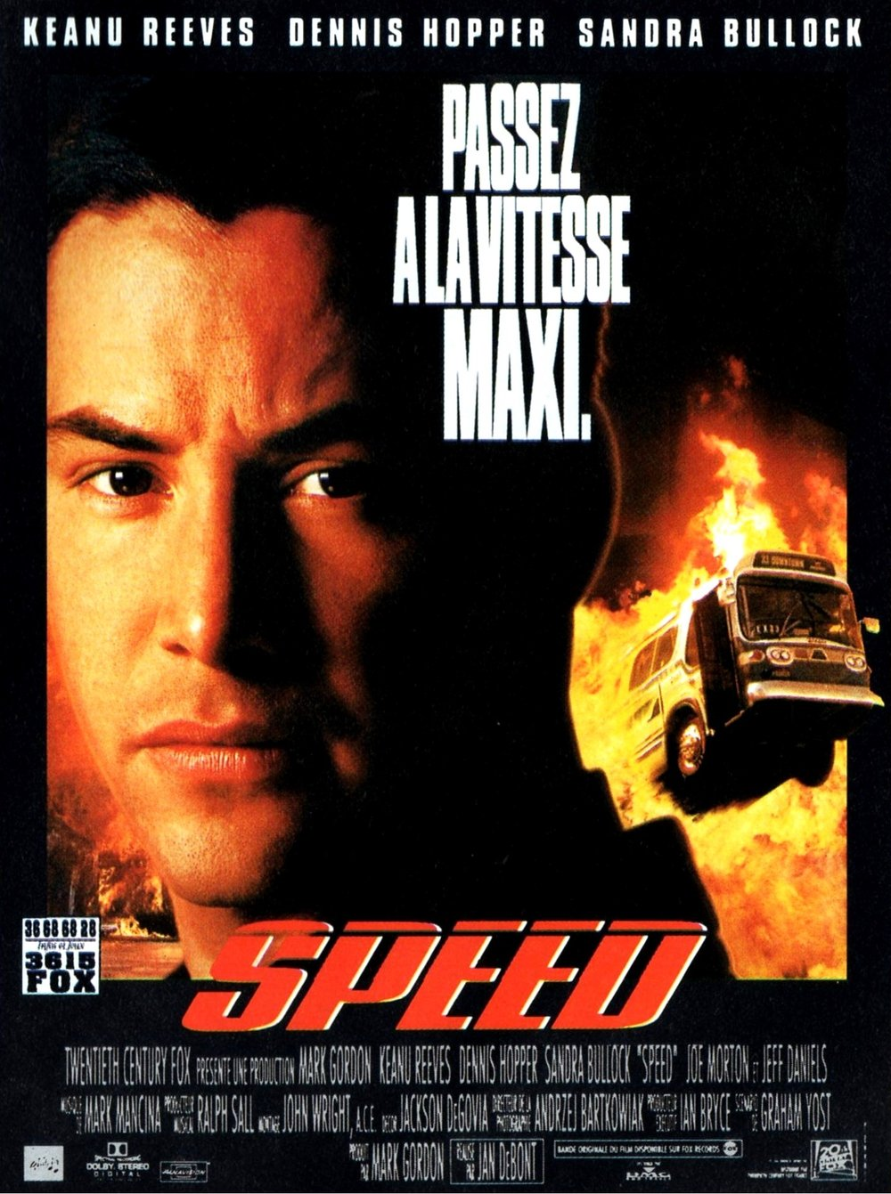 20. Speed, de Jan de Bont, 1994