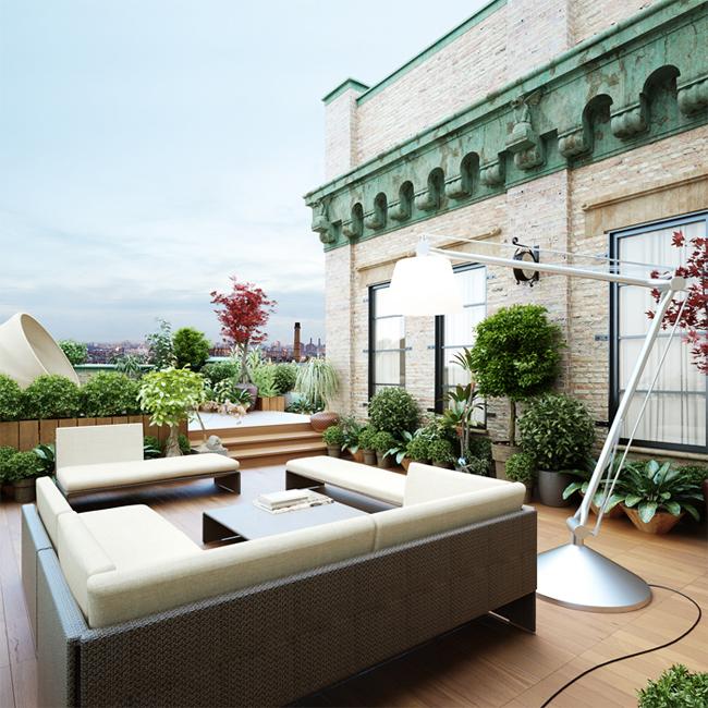 40 Terrasses Et Balcons Magnifiques Qui Vont Vous Inspirer