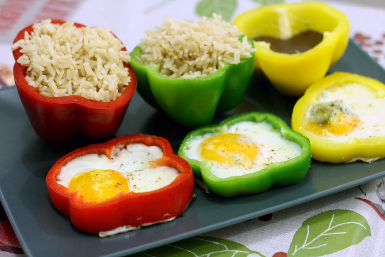 7 aliments privil gier pour dire adieu aux capitons - Cuisiner les poivrons ...