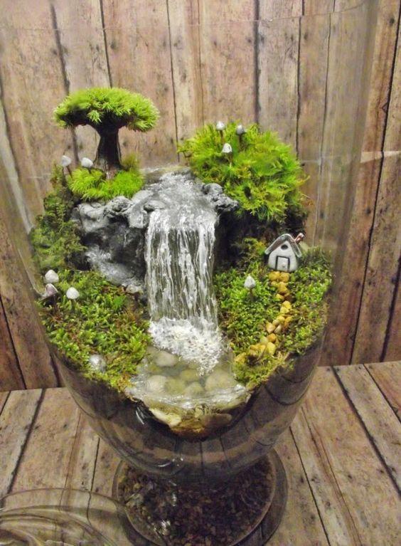 27 idées créatives pour réaliser de superbes terrariums, pour ...