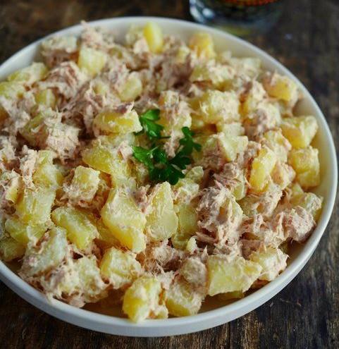 20 Salades Aux Pommes De Terre Merveilleusement Bonnes A Tester