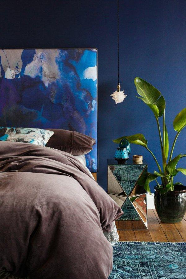 20 t tes de lit faire soi m me pour avoir une chambre pas comme les autres - Peindre une tete de lit ...