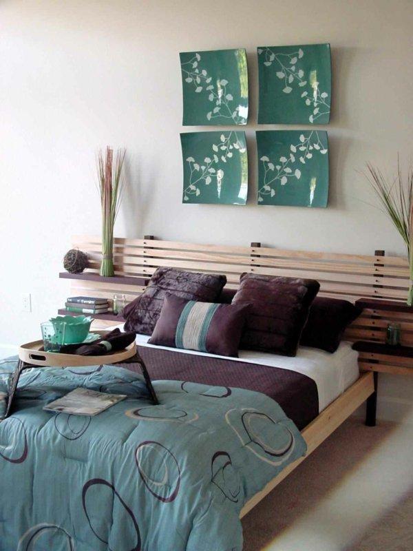 20 t tes de lit faire soi m me pour avoir une chambre. Black Bedroom Furniture Sets. Home Design Ideas