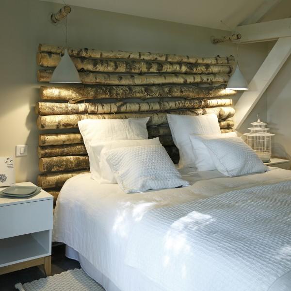 20 t tes de lit faire soi m me pour avoir une chambre - Tete de lit nature ...