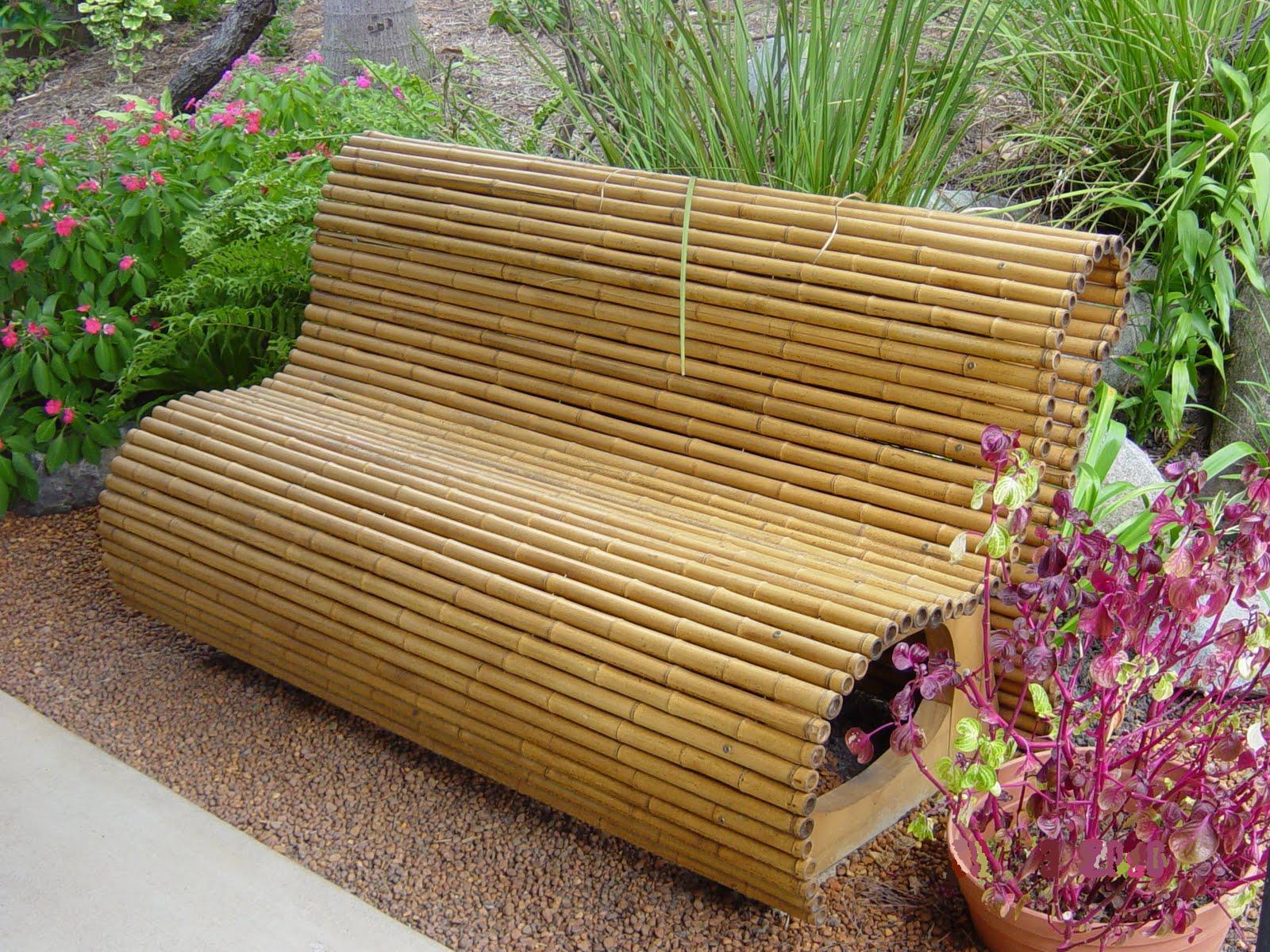 25 Idées De Décorations En Bambou Pour Apporter Une Touche Naturelle