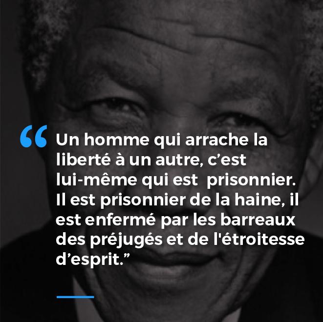Les 14 Plus Belles Citations De Nelson Mandela Pour