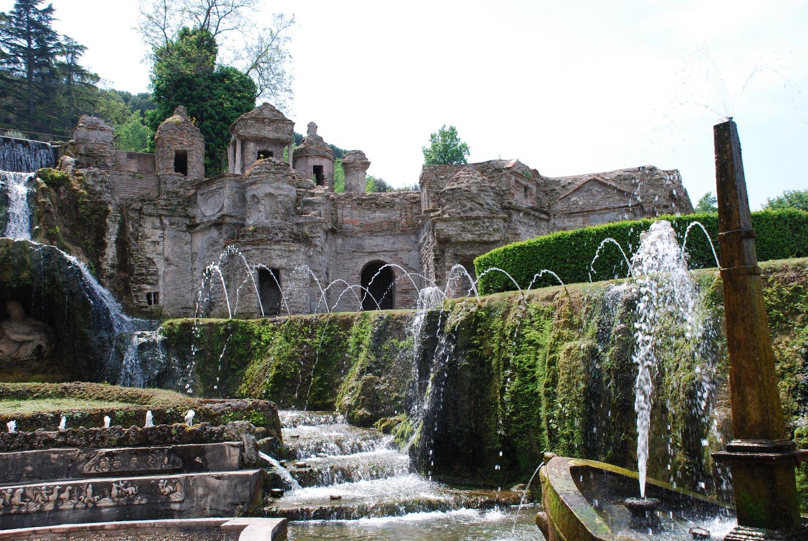 D couvrez travers le monde ces 12 jardins absolument for Jardin villa d este