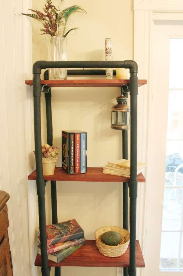 30 utilisations cr atives de tuyaux en pvc pour la maison. Black Bedroom Furniture Sets. Home Design Ideas